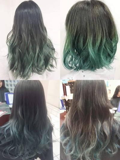 毛 先 だけ 染める セルフ やり方 【プロが教えるセルフカラーのやり方】きれいに髪を染めるコツは「塗...