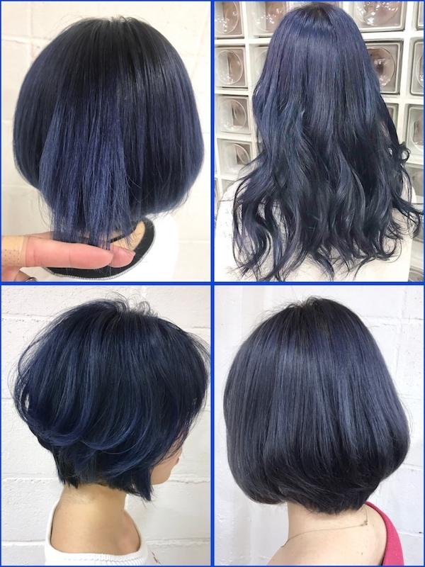 ネイビーブルーカラー(青)